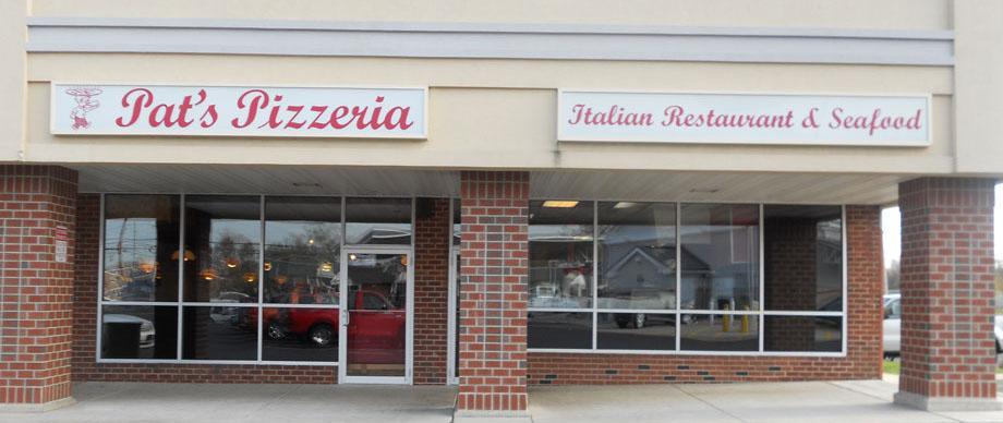 Pizza Parkwood Italian Restaurant Ne Philly Northeast Philadelphia